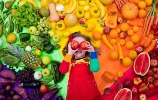 Vegetables or bust to create a healthy lifestyle